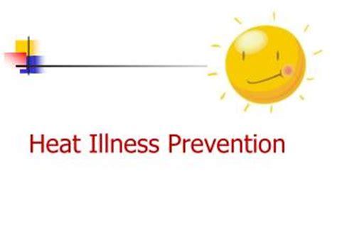 Essay on heat stroke